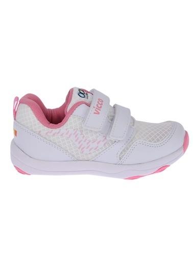 Vicco Vicco 313.19K.125 Günlük Kız/Erkek Çocuk Spor Ayakkabı Beyaz